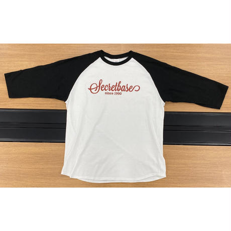 """SECRETBASE"" Three-quarter length T-shirt"