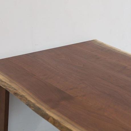 8028 ウォールナット材耳つきテーブル