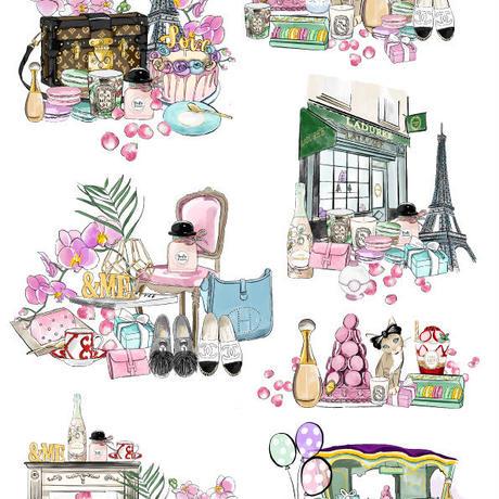 オーブンポーセ life in Paris