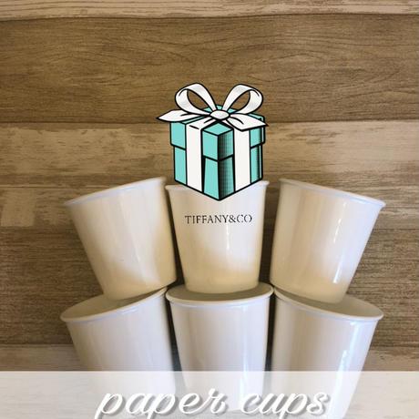 即納ペーパーカップ白磁160ml