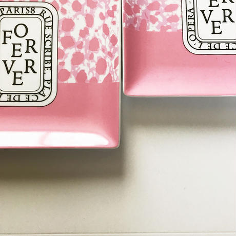 ピンク単色転写紙