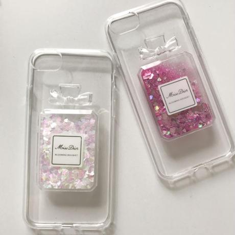 iPhone7用パフュームケース