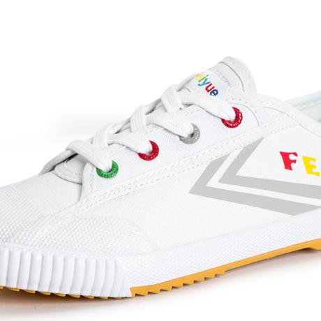 FEIYUE フェイユエ ローカットスニーカー 今欧米で大人気 流行色のおしゃれ紐靴 軽量で通気性抜群子供靴 運動靴 通学靴 男女どちらもOK  のコピー  のコピー