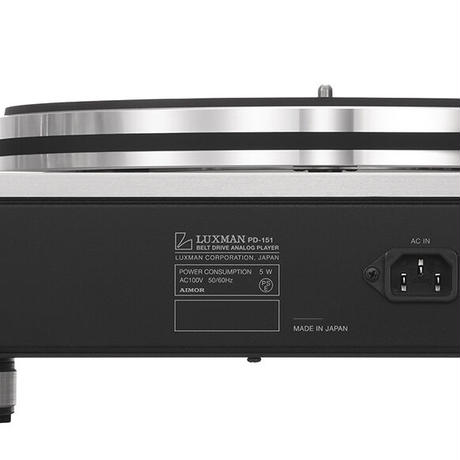 LUXMAN PD-151 (ダストカバー付き)