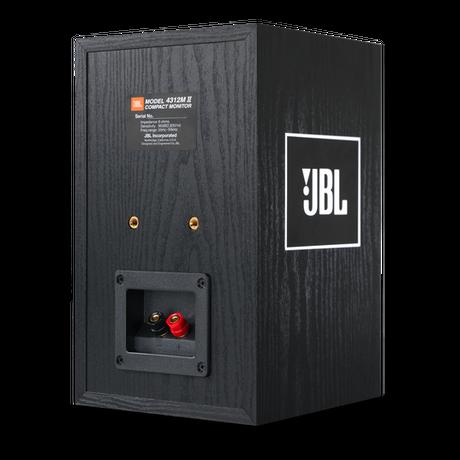JBL 4312MIIBK (ブラックアッシュ)