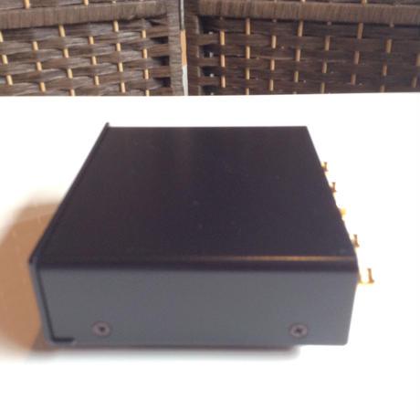 ORTOFON(オルトフォン)  ST-7 ※MC昇圧トランスの中古です。
