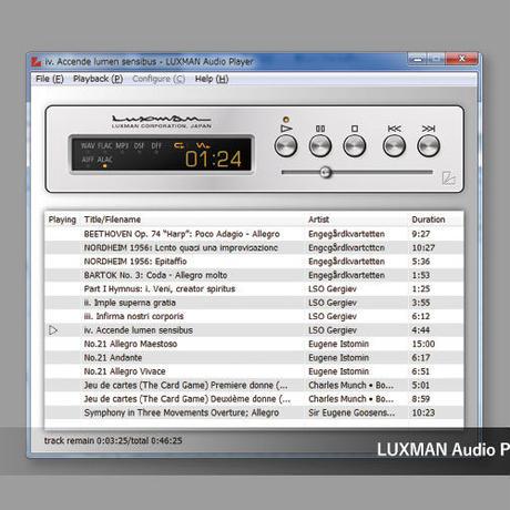 LUXMAN D-10X