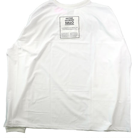 OSFA(ONE SIZE FIT ALL) LS TEE