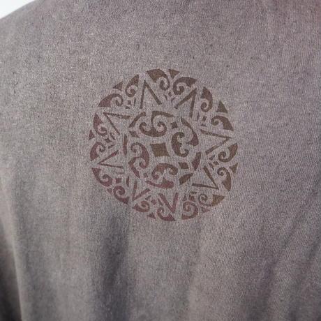 A HOPE HEMP Regular Short Sleeve Tee(XL)(アカメガシワ×インド藍)