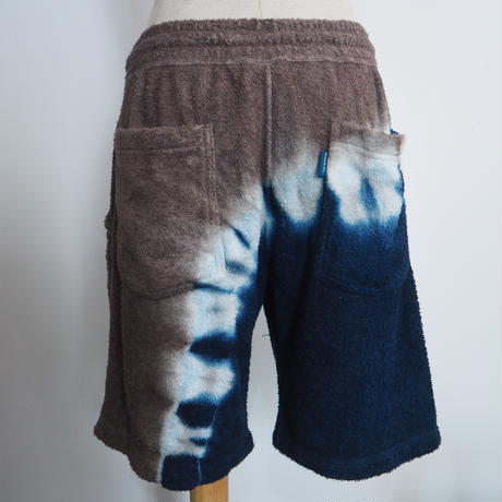 GOOD ON  Double Pile Sshorts(S)(インド藍×枇杷)