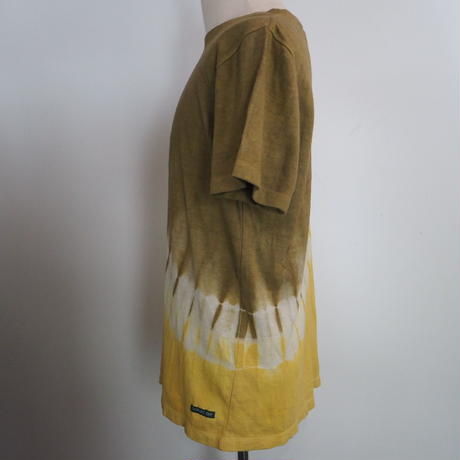 A HOPE HEMP Regular Short Sleeve Tee(L)(山桃×ハルジオン)