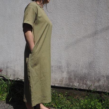 Linen Cotton One Piece(蓬)