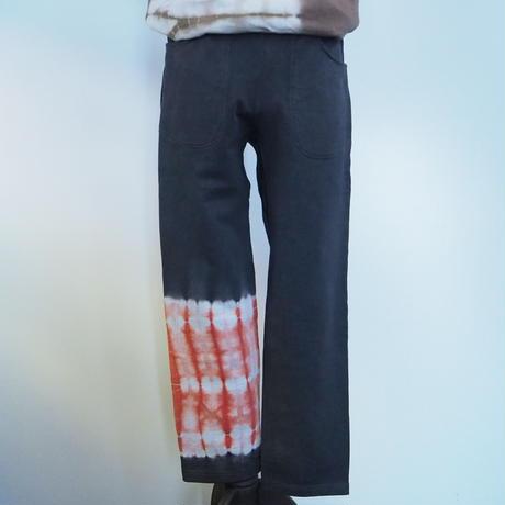 Good On Sweat Pants(木五倍子×インド茜)