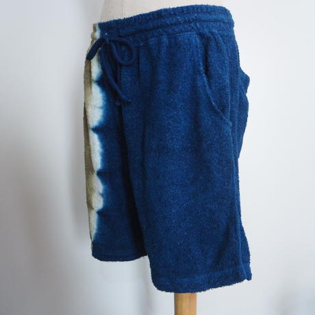 GOOD ON  Double Pile Shorts(M)(インド藍×蓬)