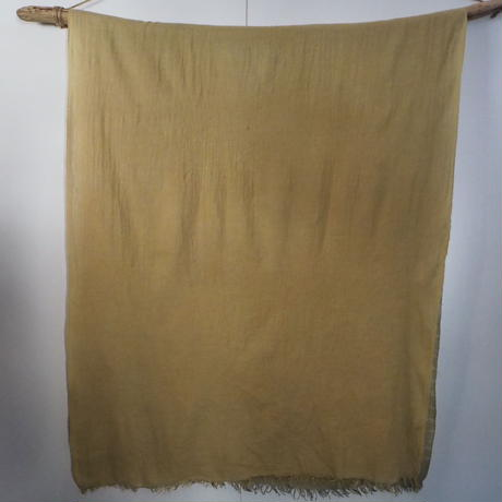 Hemp Wool Big Stole(背高泡立草)