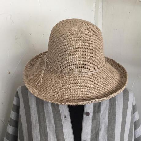 和紙の帽子