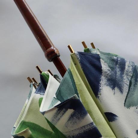 SB-PA-002  グリーン&ブルー日傘