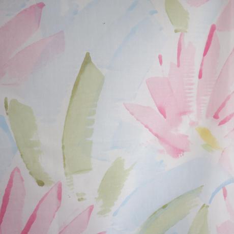 ハンカチ  SE-H-ブルーピンク  handprinted