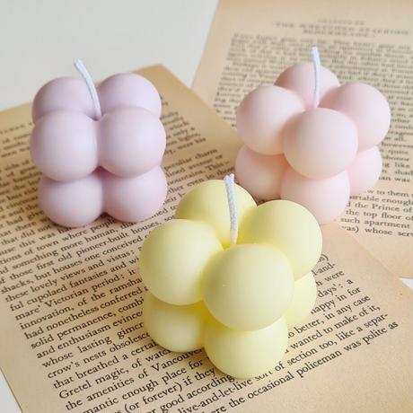 ○期間限定color○mini bonbon candle