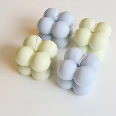 ○期間限定 color○ mini bonbon candle