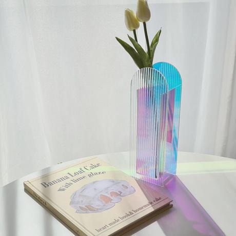 Acryl flower base