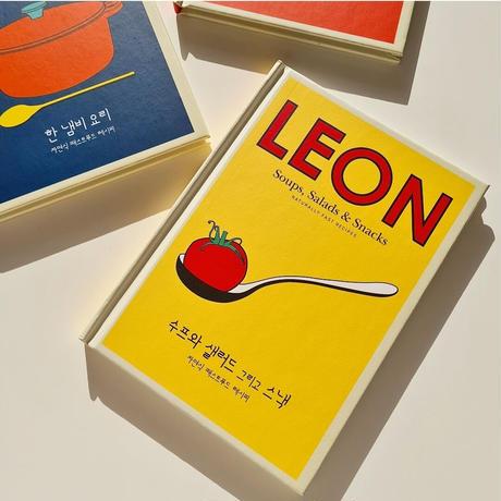 LEONレシピ(韓国語ver.)