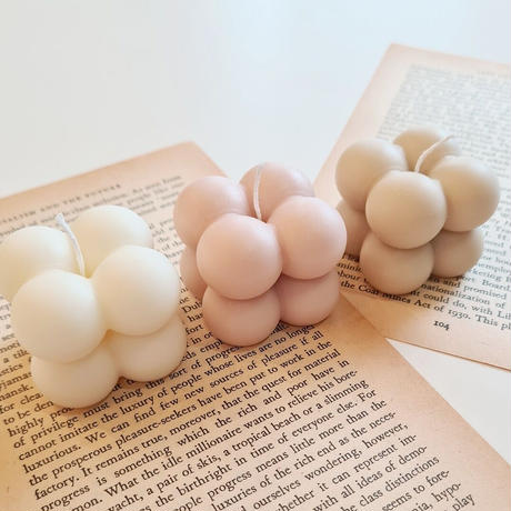 mini bonbon candle