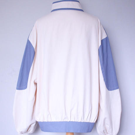 2tone color jacket [type : somunia]