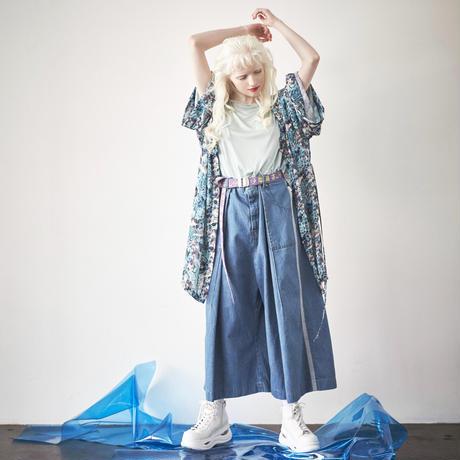 -niitu- / Side Line Denim Pants