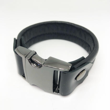 NICK NEEDLES /   LEATHER BRACELET