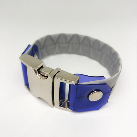 NICK NEEDLES /   PVC REFLECTOR BRACELET