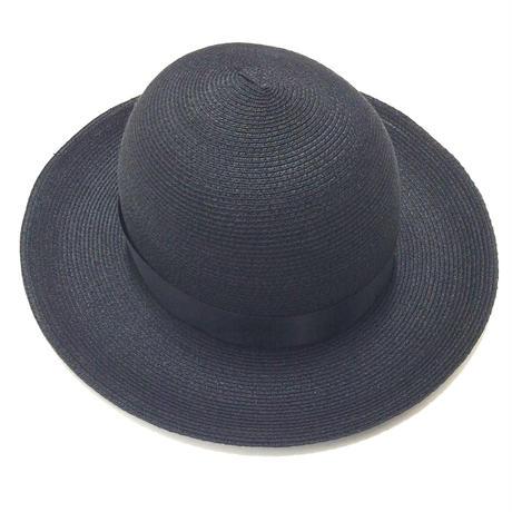 LUCIOLE_JEAN PIERRE classical wide brim bowler hat