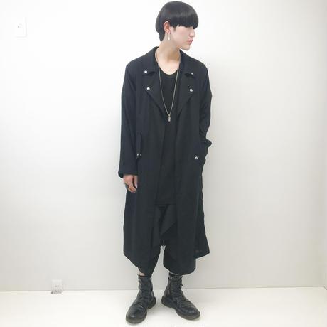 SHINICHI SUMINO zipper coat