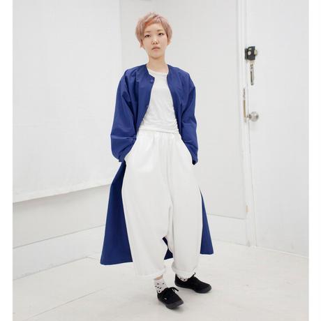 SHUTTLE wide pants white
