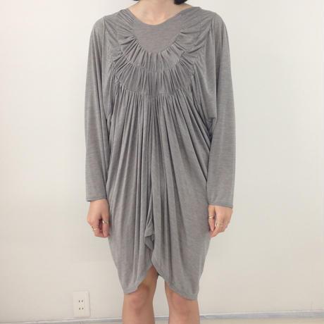 <sale> Grapeman dress gray