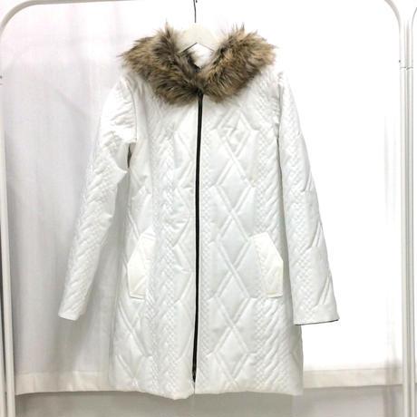 SHIKI reversible quilt coat