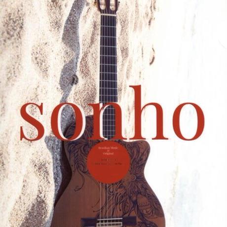 sonho 特製クリアファイル Guitar/ Quinta