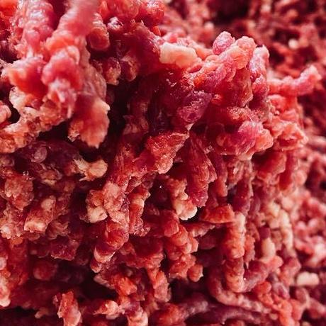 お肉 こびとの台所 放牧ビーフとポーク のハンバーグ