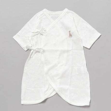 ソフィーふんわりコンビ肌着エアーニット(刺繍ロゴ)#MILLI-1784563