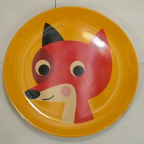 OMM-design メラミンプレート fox