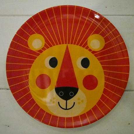 OMM-design メラミンプレート lion