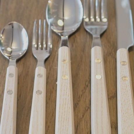燕市製 天然木カトラリー ナイフ