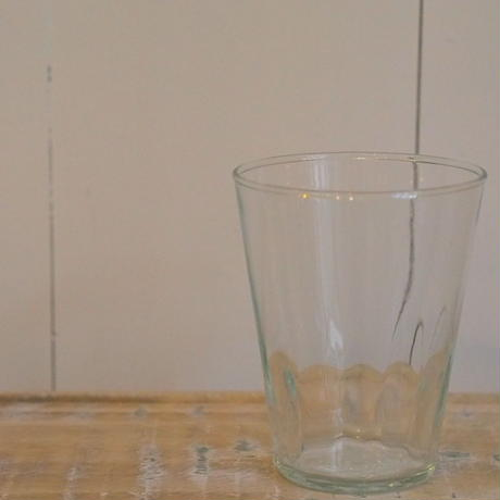 REUSE glass   water