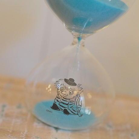 ムーミン砂時計 BL ムーミントロール/トゥーティッキ