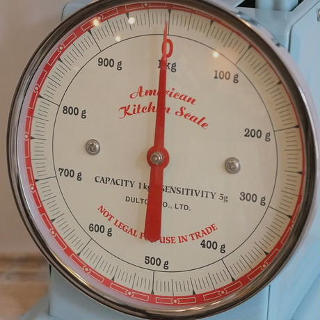 American kitchen scale LBL