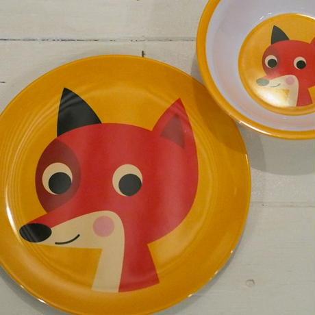 OMM-design メラミンボウル fox