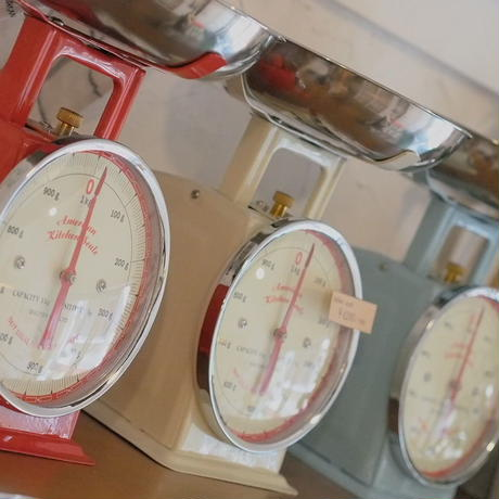 American kitchen scale IV