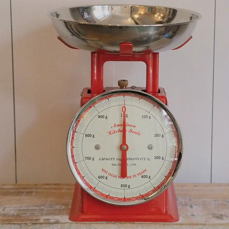 American kitchen scale RD