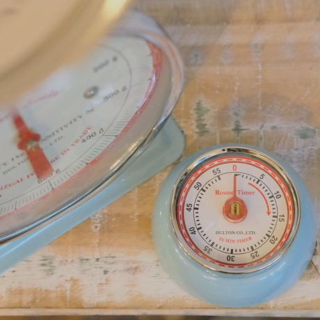 kitchen timer with magnet LBL