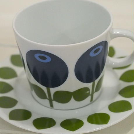 MY porcelain ティーカップ&ソーサー